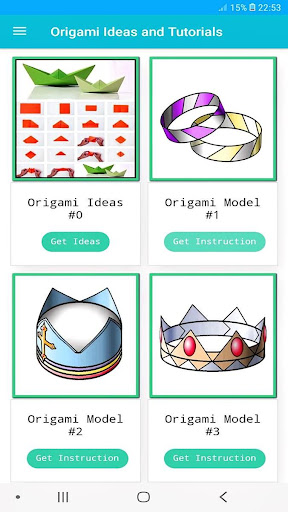 200+ Easy Origami Ideas & Instruction Step by Step 3.0 screenshots 1