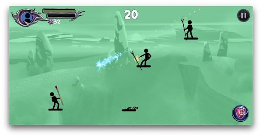 The Wizard: Stickman War apktram screenshots 2