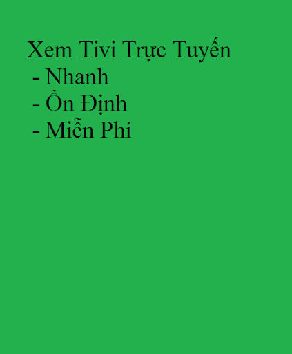 Xem Tivi Trực Tuyến|玩通訊App免費|玩APPs