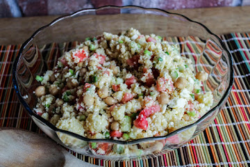 Garden Couscous Salad Recipe