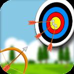 Bow and Arrow - Archery Arrow Shooting Icon