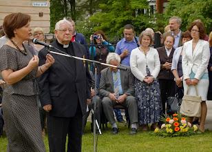 Photo: LR Seimo narė, išrinkta Žaliakalnio apylinkėje Rasa Juknevičienė.