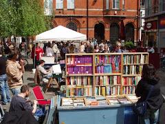 Visiter Marché aux livres de Temple Bar