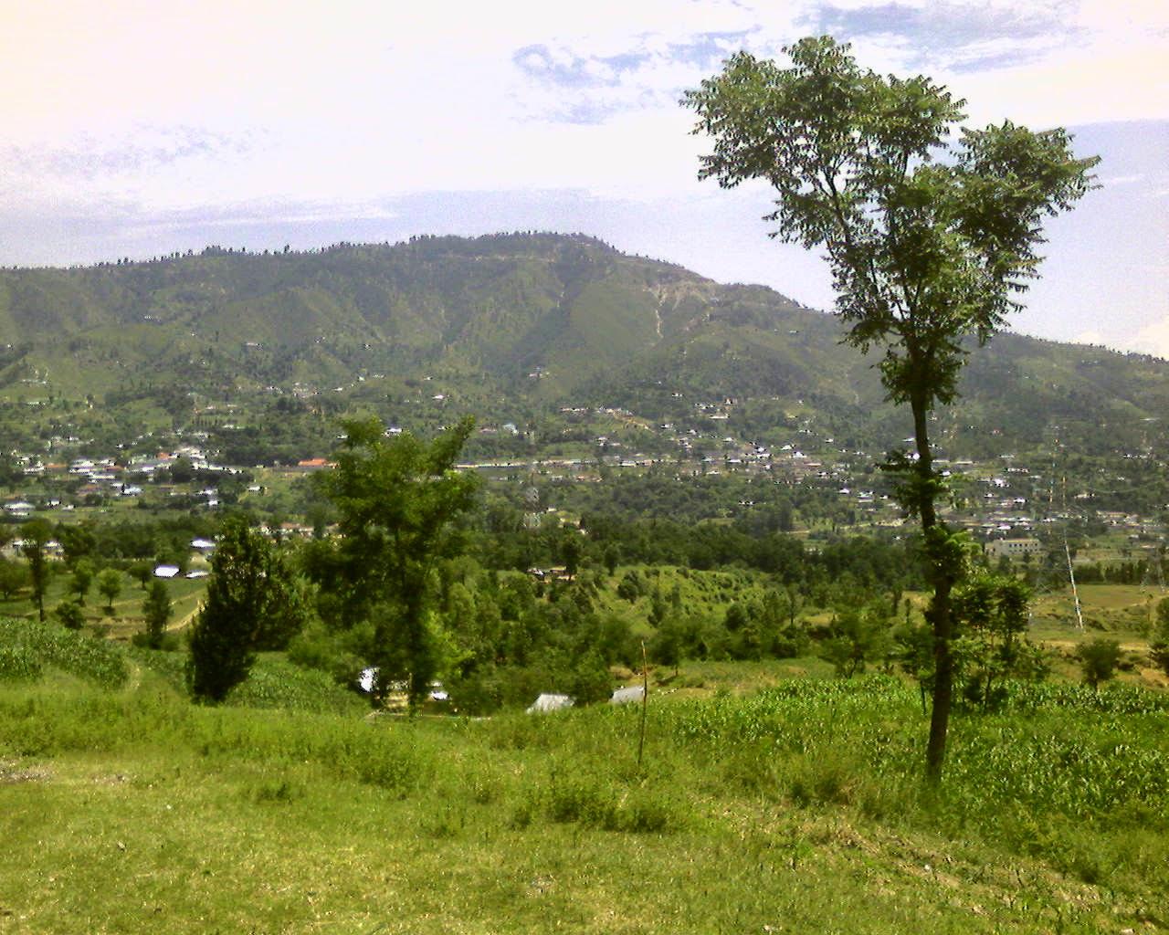 Ahead of Shinkiari, towards Battal
