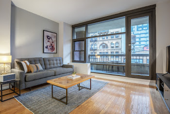 West 23rd Street Furnished Apartment, Chelsea