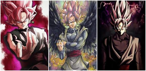 Descargar Black Goku Rose Wallpaper Hd Para Pc Gratis