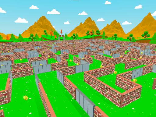 Maze Game 3D - Labyrinth android2mod screenshots 4