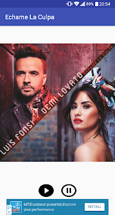 Echame La Culpa - náhled