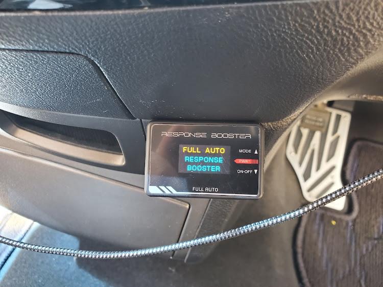 オデッセイ RB2のレスポンスブースター フルオート,シエクル,スロットルコントローラー,スロコン,DIYに関するカスタム&メンテナンスの投稿画像5枚目