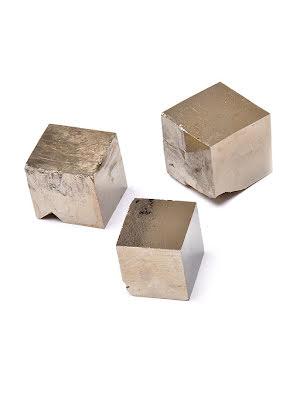 Pyrit, kub