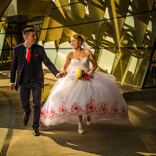 Wedding photographer Dmitriy Gayduk (Dima28). Photo of 26.10.2014