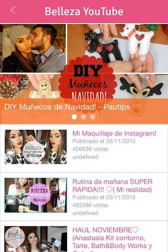 Belleza YouTube