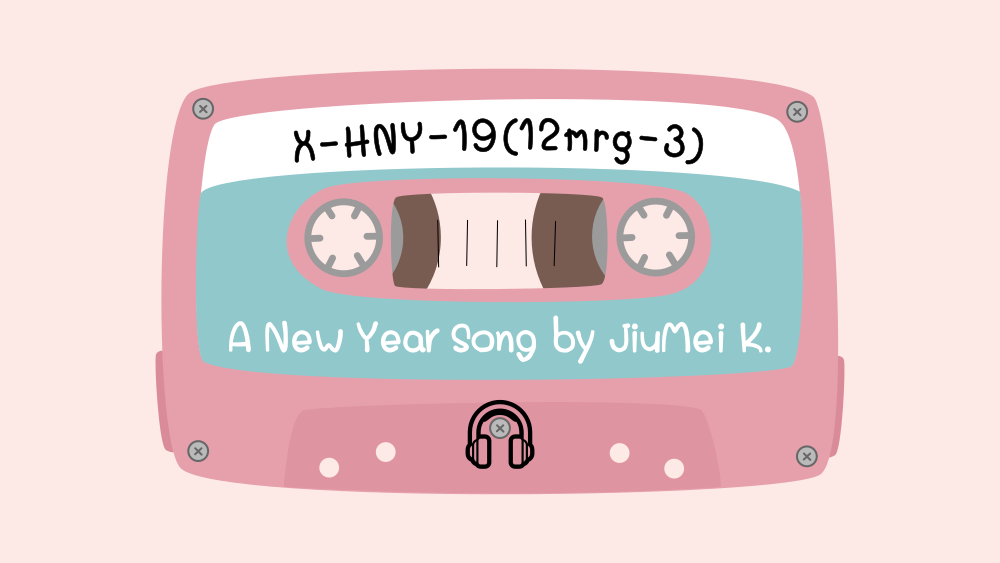 JiuMei Music : X-HNY-19(12mrg-3) (A New Year Song) – Instrumental Music by JiuMei K.