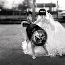 Wedding photographer Alya Luganchenko (Lalenia). Photo of 16.02.2013