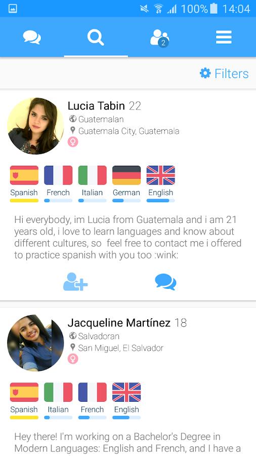 Speaky: Practice Languages