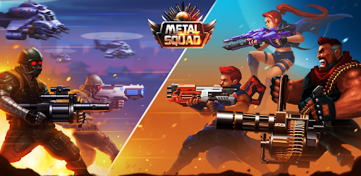 Metal Squad Shooting Game Mod Apk 2.3.0
