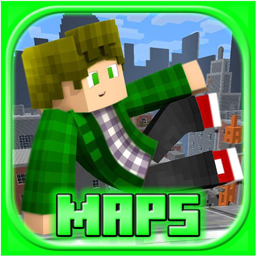 App Insights: Parkour Maps for MCPE ( Minecraft PE ) | Apptopia