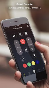 LG Smart TV Remote : keyboard android 1.23