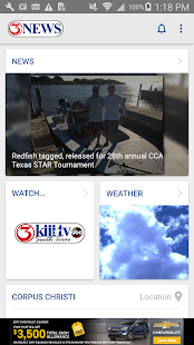 KIII-TV 3News- screenshot thumbnail