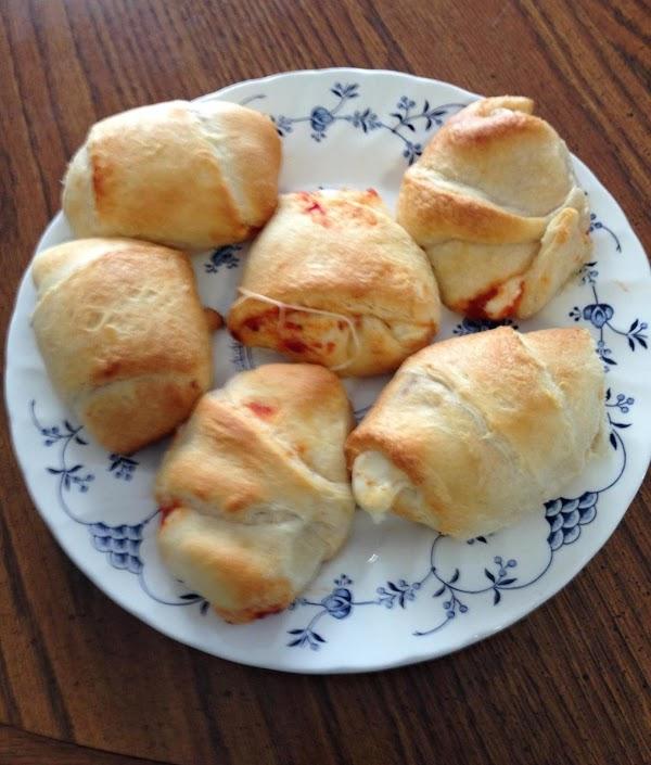 Pizza In A Blanket Recipe