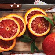 Sicilian Orange Halibut