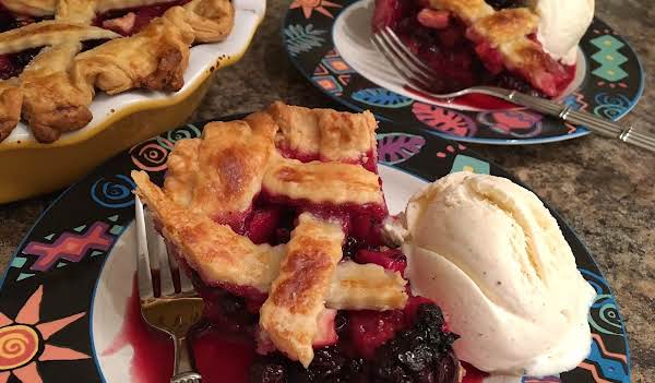 Bumbleberry Pie Recipe