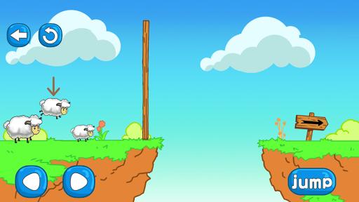 玩免費益智APP|下載羊の帰り道 app不用錢|硬是要APP