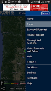 PDX Weather - KOIN Portland OR screenshot 4