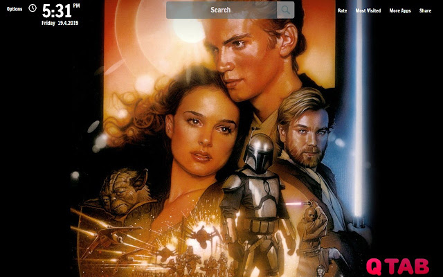 Episode Ii Attack Of The Clones Wallpapers