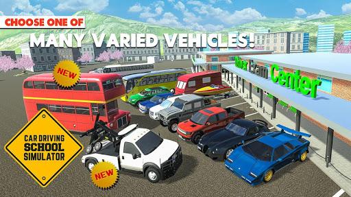 Car Driving School Simulator 2.8 screenshots 14