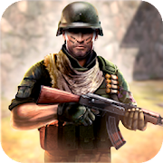 Frontline Army Squad : Fortnight FPS Shooting Free