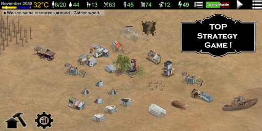 Code Triche TERRA NOVA : Strategy of Survival APK MOD screenshots 1