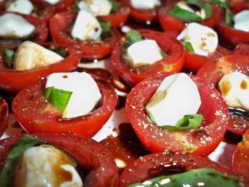 Caprese Salad Bites-annette's Recipe