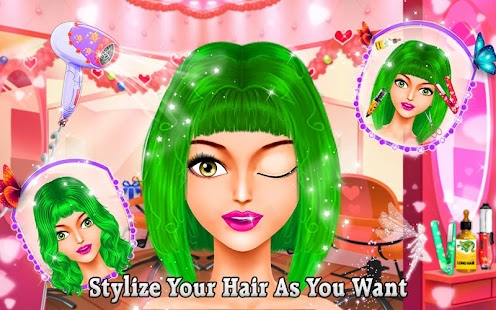 Snow Princess Makeup & Dressup Fashion Salon - náhled