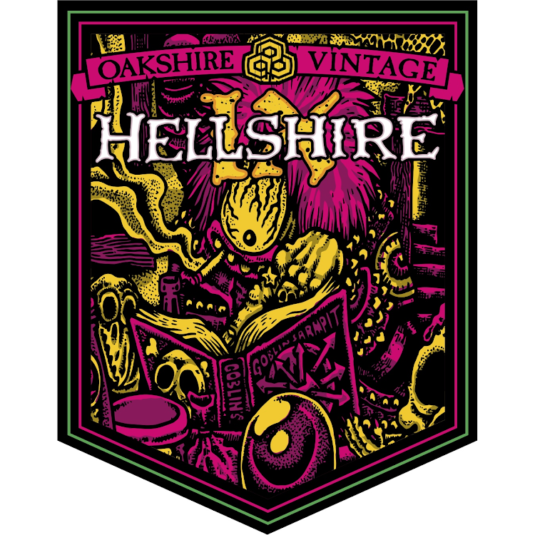 Logo of Oakshire Hellshire IX