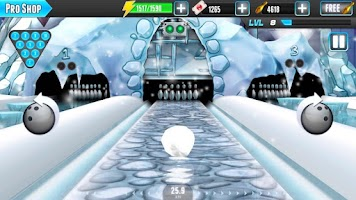 Screenshot of PBA® Bowling Challenge
