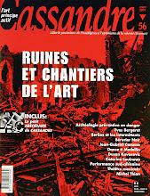 Photo: © Olivier Perrot Couverture Cassandre 56 http://www.horschamp.org