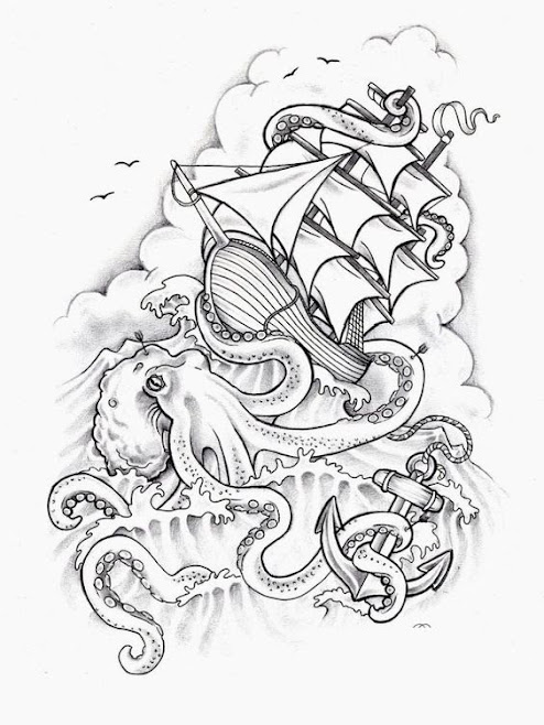 best octopus tattoos ideas designs men women - Tattoo Idea Designs