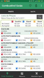 Combustível Goiás - Abastecimento Gasolina Etanol - náhled