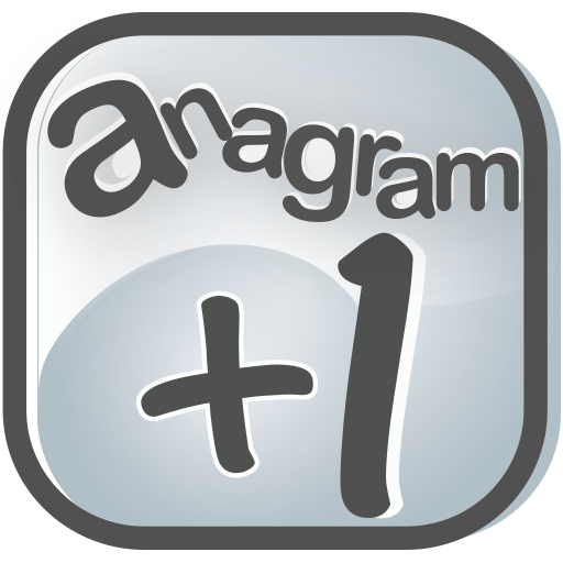 anagram+1