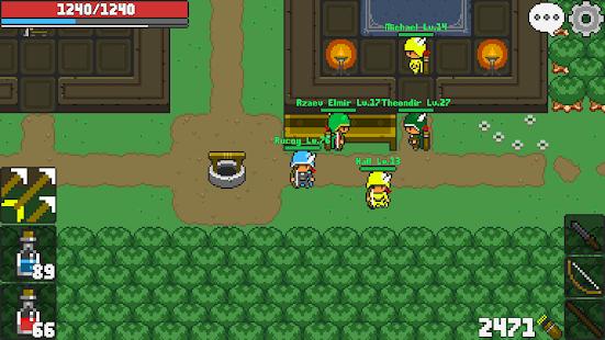 Rucoy Online - MMORPG - MMO- screenshot thumbnail