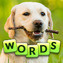 Words and Pets - Crosswords icon