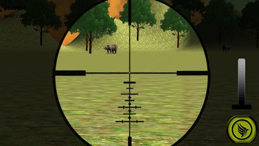 Wild Bear Hunting Sniper 3D screenshot 1