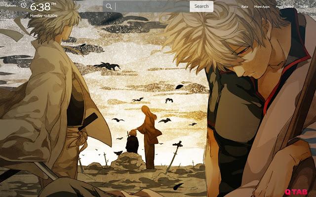 Gintama Wallpapers Hd Theme