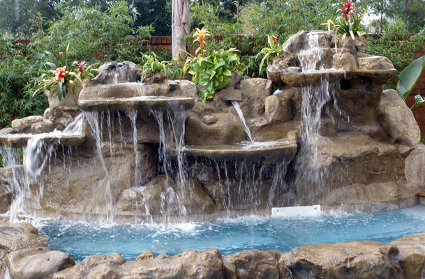 Photo: Waterfalls, Signature Pools, Orlando