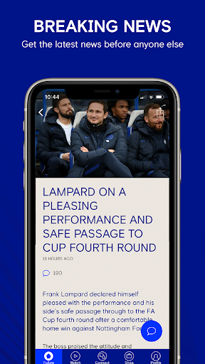 Chelsea FC - The 5th Stand 1.34.0 screenshots 3