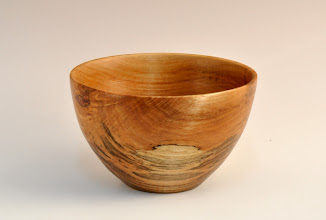 "Photo: Terry Lamb - Bowl - 6"" x 4"" - Maple"