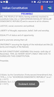 CONSTITUTION OF INDIA - THE INDIAN CONSTITUTION - náhled