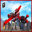 Flying Bike Real Rider 2016 icon