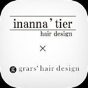 inanna' tier hair design